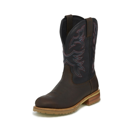 Image for HERDSMAN MIDNIGHT BLACK WATERPROOF boot; Style# WK4207
