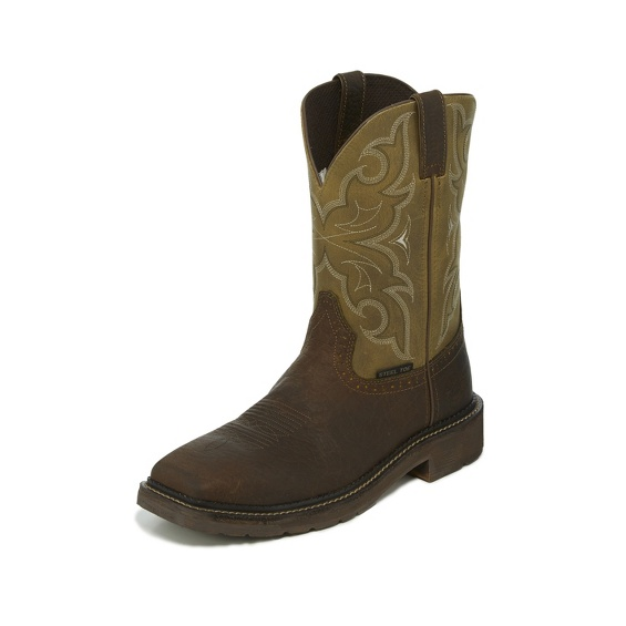 Image for AMARILLO CACTUS STEEL TOE boot; Style# WK4313