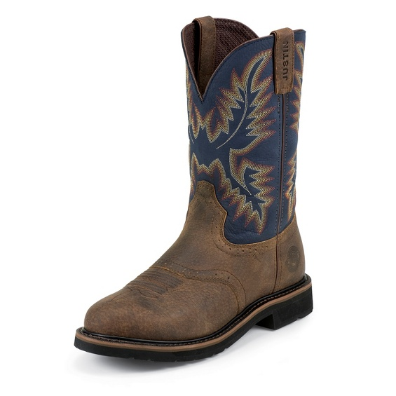Image for SUPERINTENDENT BLUE boot; Style# WK4665