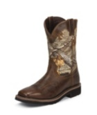 Image for TREKKER CAMO WATERPROOF boot; Style# WK4676