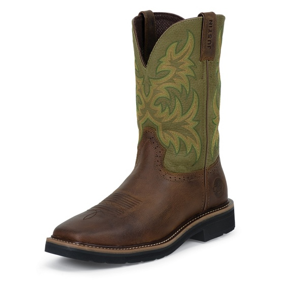 Image for DRILLER BROWN boot; Style# WK4687