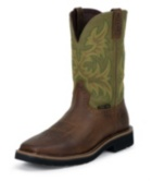 Image for DRILLER BROWN STEEL TOE boot; Style# WK4688