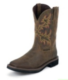 Image for DRILLER WATERPROOF WITH PLAIN TOE boot; Style# WK4689