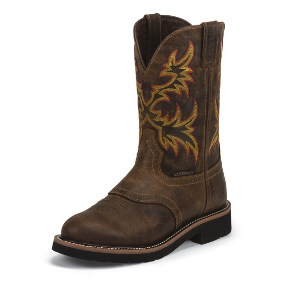 Image for INSTALLER SOFT TOE boot; Style# WK4694