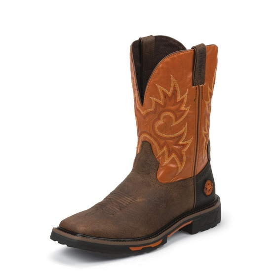 Image for JOIST RUSTIC BROWN boot; Style# WK4944