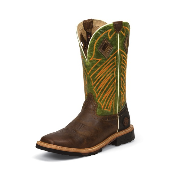 Image for DERRICKMAN TAN boot; Style# WK4970