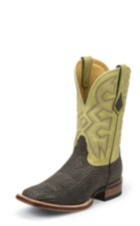 Image for BEIGE NUBUK SHARK boot; Style# MD5102