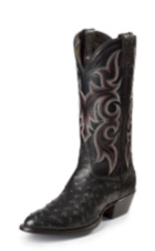 Image for RANDY BLACK FULL QUILL boot; Style# MD8501