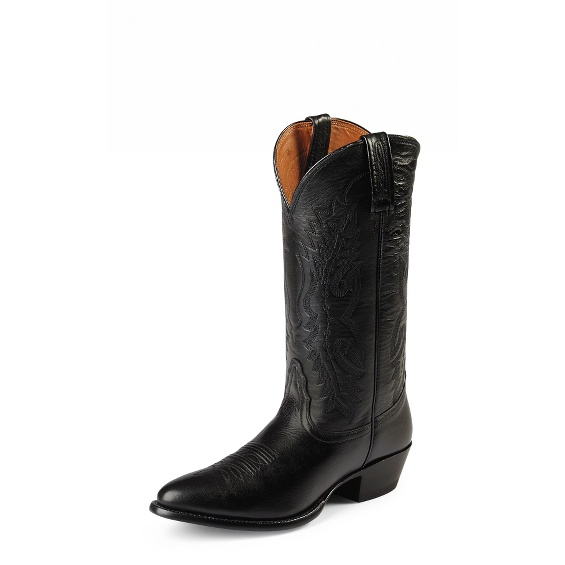 Image for BANKER BLACK boot; Style# NB2005