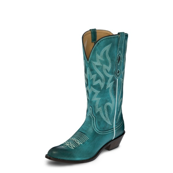 Image for LANTANA TURQUOISE boot; Style# NL1623