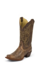 Image for BLUEBONNET SNAKE PRINT boot; Style# NL5025