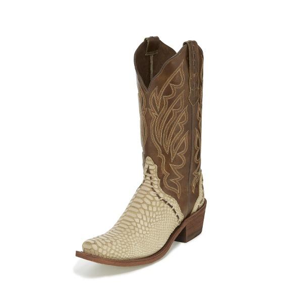 Image for KHAKI SNAKE PRINT boot; Style# NL7050