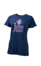 Image for JUSTIN LADIES GYPSY COWBOY-VINTAGE NAVY ; Style# P73115