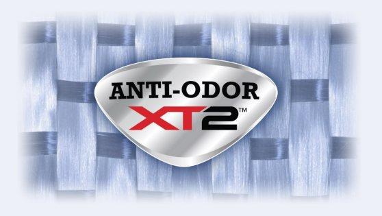 XT2™ Anti-Odor Technology