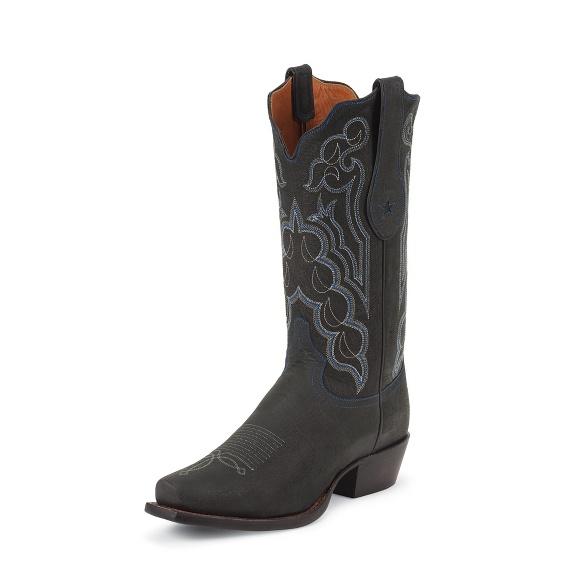 Image for BLACK VINTAGE KANGAROO boot; Style# 1008