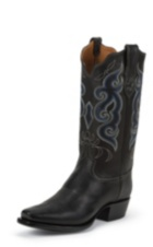 Image for BLACK RISTA CALF boot; Style# 1031