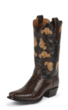 Image for KANGO NILE CROCODILE boot; Style# 1034