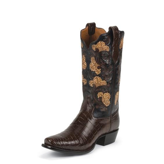 Image for KANGO NILE CROCODILE boot; Style# 1034