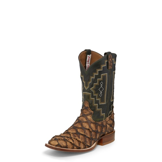 Image for LEVIATHAN CHOCOLATE boot; Style# 6082