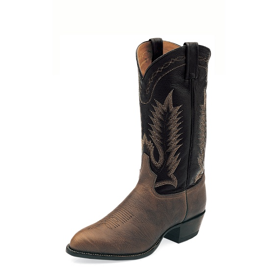 Image for BLACK GALLUP boot; Style# 6171C