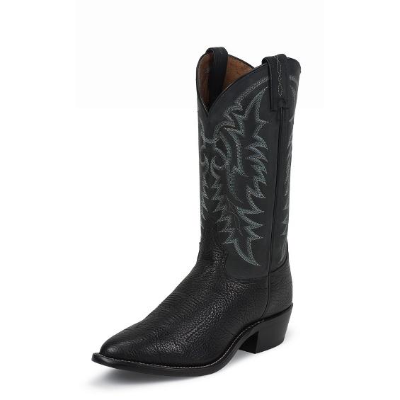 Image for LOVETT BLACK boot; Style# 7936