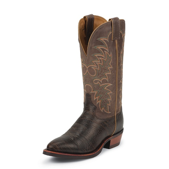 Image for KRAUSS BROWN boot; Style# 7951