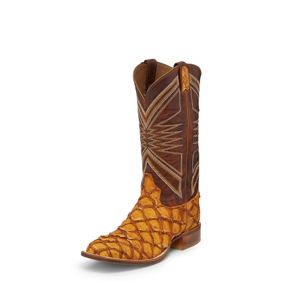 Image for LEVIATHAN COGNAC boot; Style# 8261