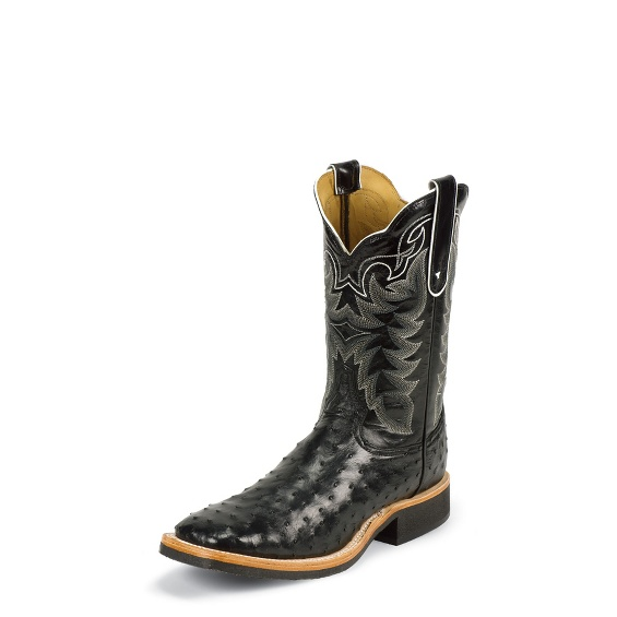 Image for CHADRON BLACK boot; Style# 8990