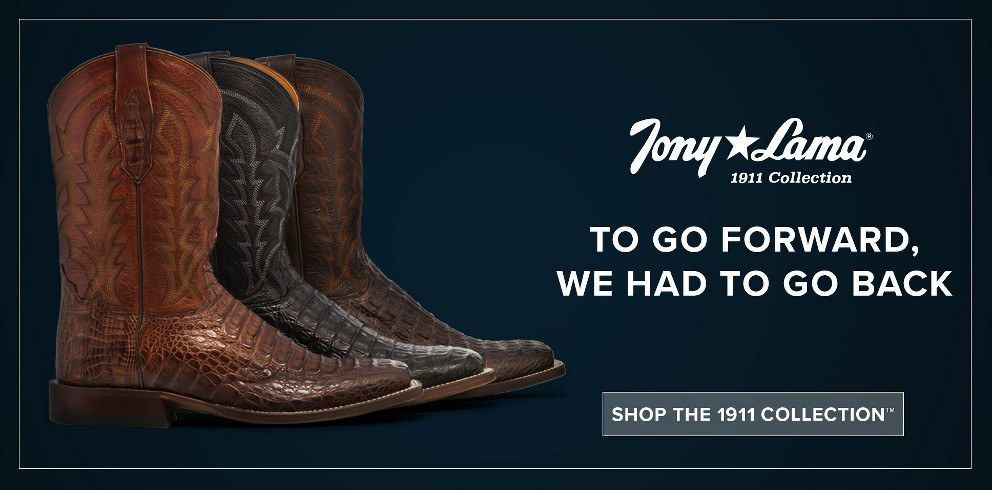fdcafab8fffb Tony Lama Boots   Handcrafted Since 1911   Official Site