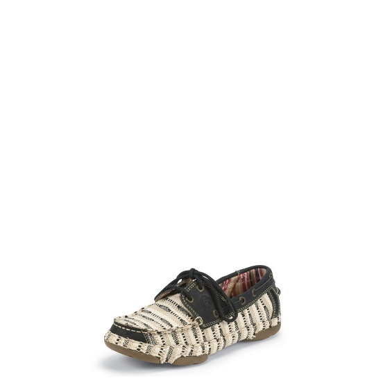 Image for LINDALE BLACK TAN II shoe; Style# RR3034L