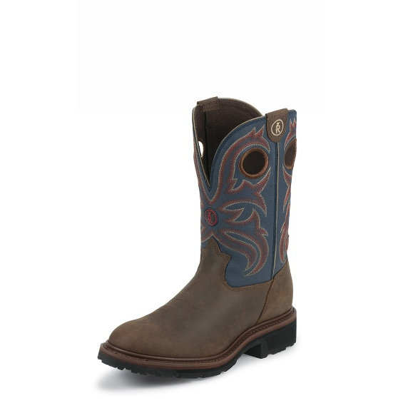 Image for SNYDER BLUE boot; Style# RR3208