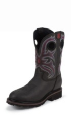 Image for SNYDER BLACK boot; Style# RR3209