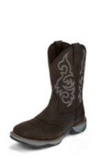 Image for JUNCTION BROWN STEEL TOE boot; Style# RR3252
