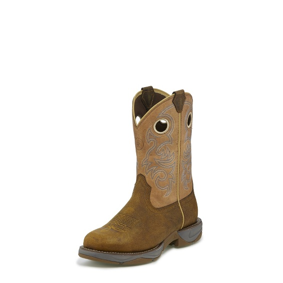 Image for JUNCTION TAN ROUND TOE boot; Style# RR3354