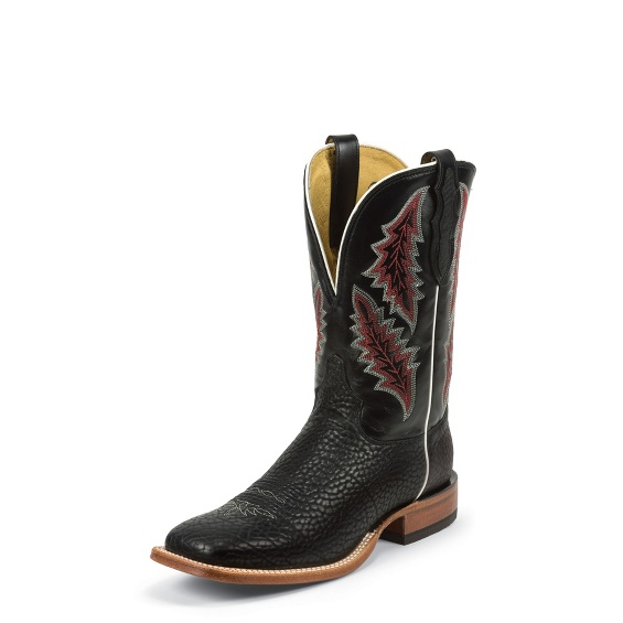 Image for CROCKETT BLACK boot; Style# SS3000