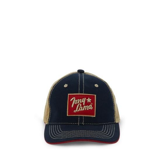 Image for TONY LAMA CAP-NAVY/MESH BACK ; Style# TCBC026N