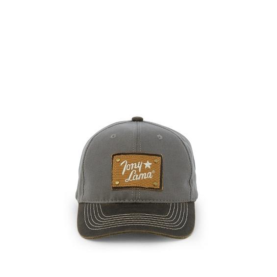 Image for TONY LAMA CAP-GREY ; Style# TCBC028G