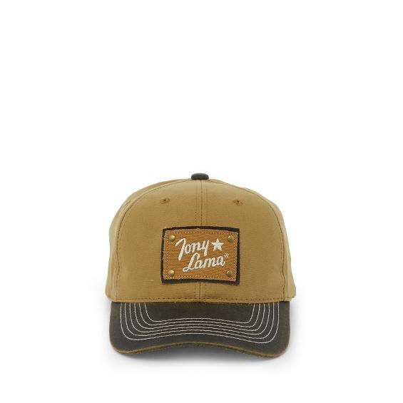 Image for TONY LAMA CAP-MUSTARD ; Style# TCBC028MD