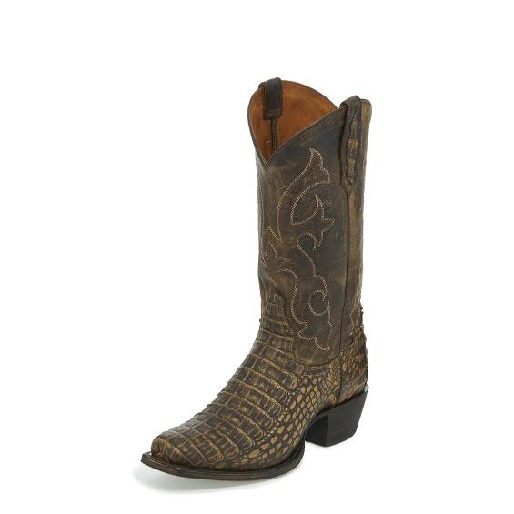 Image for BURKBURNETT BROWN boot; Style# TL5202