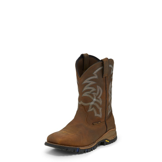 Image for ROUSTABOUT WHEAT WATERPROOF STEEL TOE boot; Style# TW5003