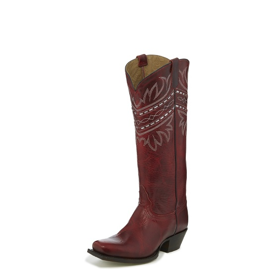 Image for PENELLA RED boot; Style# VF3044