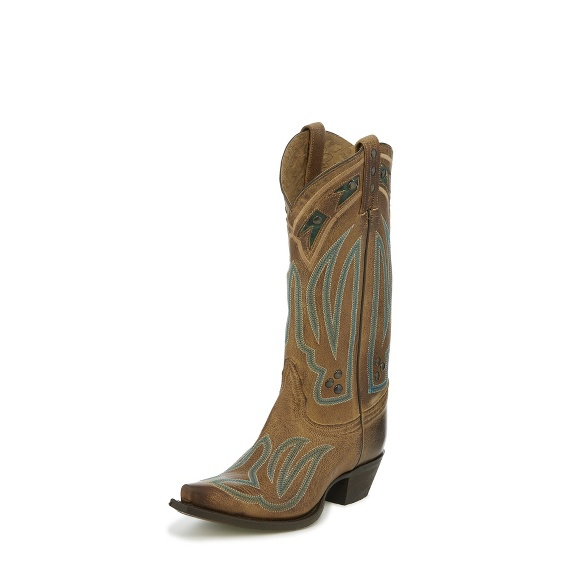 Image for CUERO BROWN boot; Style# VF3045