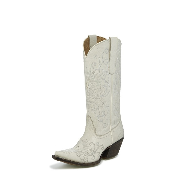 Image for CUERVO IVORY boot; Style# VF3051