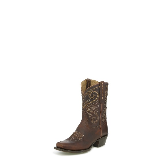 Image for SALADO FANCY TAN boot; Style# VF6028