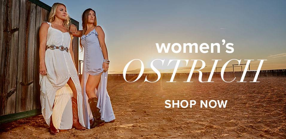 Women's Ostrich Promo