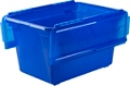 Set of Four 12 Gallon Storage Totes, 37195