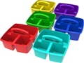 Set of Six Small Classroom Caddies, 37162
