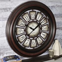 "Majestic Hollow 29"" Wall Clock, 86447"