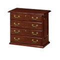 Traditional Two Drawer Lateral File, 10044