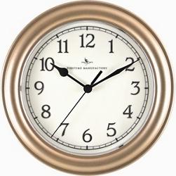 "Essential 8.5"" Wall Clock, 86435"